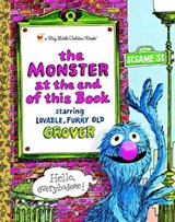 The Monster at the End of This Book | Jon Stone |
