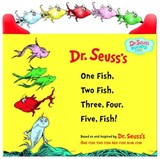 One Fish, Two Fish, Three, Four, Five Fish | Dr. Seuss |