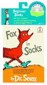 Fox in Socks Book & CD [With CD (Audio)] | Dr Seuss |
