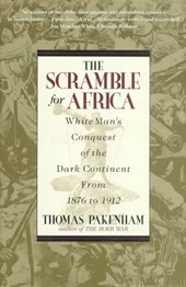 The Scramble for Africa | Thomas Pakenham |