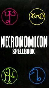 Necronomicon Spellbook | Simon |