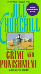 Grime and Punishment | Jill Churchill |