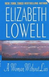 A Woman Without Lies | Elizabeth Lowell |