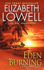 Eden Burning | Elizabeth Lowell |