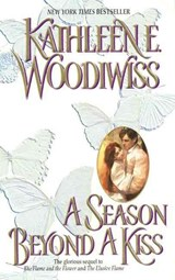 A Season Beyond a Kiss | Kathleen E. Woodiwiss |