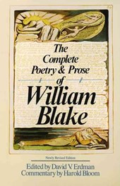 The Complete Poetry and Prose of William Blake | William Blake & David V. Erdman |
