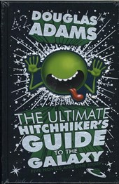 Ultimate hitchhiker's guide to the galaxy (leather hc)