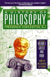 A History of Philosophy, Volume | Frederick Copleston |