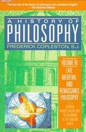 History of Philosophy, Volume
