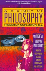 History of Philosophy, Volume | Frederick Copleston |
