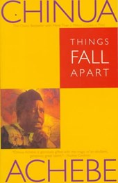Things fall apart | Chinua Achebe |