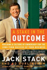 A Stake in the Outcome | Stack, Jack ; Burlingham, Bo |