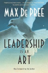 Leadership Is an Art | Max De Pree |