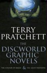 Discworld Graphic Novels: The Colour of Magic and The Light | Terry Pratchett |