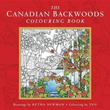 The Canadian Backwoods Colouring Book | Ketha Newman |
