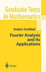 Fourier Analysis and its Applications | Anders Vretblad |