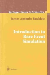 Introduction to Rare Event Simulation | James Antonio Bucklew |