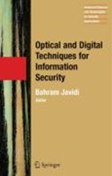 Optical and Digital Techniques for Information Security | auteur onbekend |