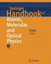 Springer Handbook of Atomic, Molecular, and Optical Physics incl. CD-ROM for Windows 95/98/ME/NT4/2000/XP