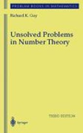 UNSOLVED PROBLEMS IN NUMBER TH