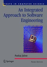 An Integrated Approach to Software Engineering | Pankaj Jalote |
