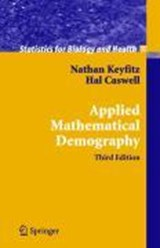 Applied Mathematical Demography | Nathan Keyfitz |