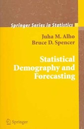 Statistical Demography and Forecasting