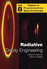 Radiative Decay Engineering | Chris D Geddes |