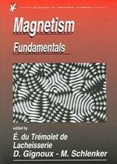 Magnetism. Fundamentals