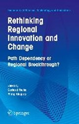 Rethinking Regional Innovation and Change | auteur onbekend |