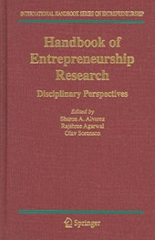Handbook of Entrepreneurship Research |  |