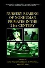 Nursery Rearing of Nonhuman Primates in the 21st Century | auteur onbekend |