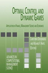 Optimal Control And Dynamic Games |  |
