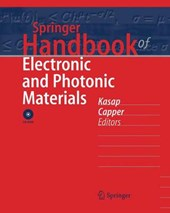 Springer Handbook of Electronic and Photonic Materials [With CDROM]