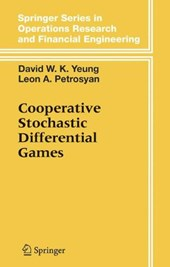 Cooperative Stochastic Differential Games | David W. K. Yeung |
