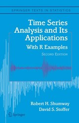 Time Series Analysis and Its Applications | Robert H. Shumway |