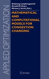 Mathematical and Computational Models for Congestion Charging | auteur onbekend |