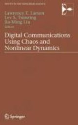 Digital Communications Using Chaos and Nonlinear Dynamics | auteur onbekend |