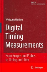 Digital Timing Measurements | Wolfgang Maichen |