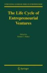 The Life Cycle of Entrepreneurial Ventures | auteur onbekend |