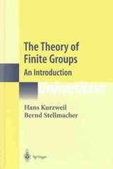 The Theory of Finite Groups | Hans Kurzweil |