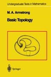 Basic Topology | M. A. Armstrong |