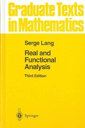 Real and Functional Analysis | Serge Lang |