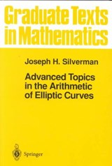 Advanced Topics in the Arithmetic of Elliptic Curves | Joseph H. Silverman |