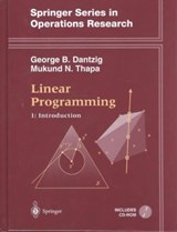 Linear Programming | George B. Dantzig |