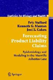 Forecasting Product Liability Claims