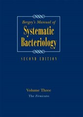 Bergeys Manual of Systematic Bacteriology
