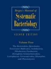Bergeys Manual of Systematic Bacteriology 4. The High G + C Gram Positives