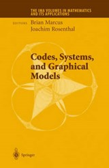Codes, Systems, and Graphical Models | Joachim Rosenthal |
