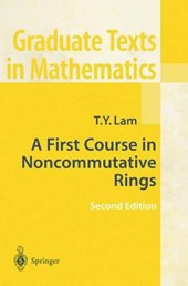 A First Course in Noncommutative Rings | T. Y. Lam |